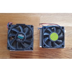 CPU cooler for socket A...